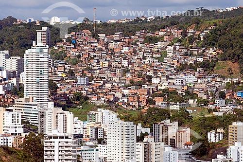 Vista geral da cidade de Juiz de Fora  - Juiz de Fora - Minas Gerais (MG) - Brasil