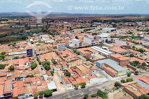 Foto feita com drone da cidade de Missão Velha  - Missão Velha - Ceará (CE) - Brasil