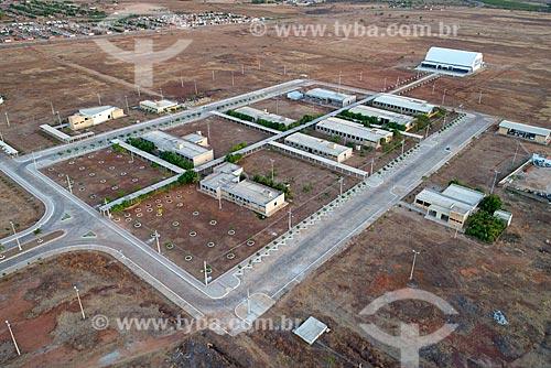 Foto feita com drone da Universidade Federal de Campina Grande - Campus da cidade de Sousa  - Sousa - Paraíba (PB) - Brasil
