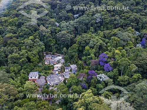 Foto feita com drone da Comunidade do Açude  - Rio de Janeiro - Rio de Janeiro (RJ) - Brasil