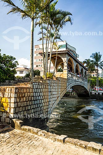 Ponte dos Suspiros na Praia Central  - Itapema - Santa Catarina (SC) - Brasil