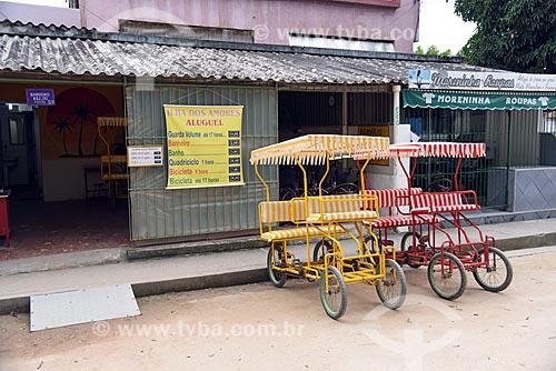 Quadriciclo para aluguel na Ilha de Paquetá  - Rio de Janeiro - Rio de Janeiro (RJ) - Brasil