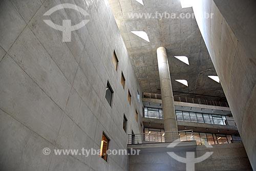 Hall da Cidade das Artes - antiga Cidade da Música  - Rio de Janeiro - Rio de Janeiro (RJ) - Brasil
