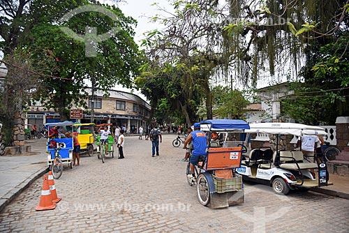 Bicitaxi na Ilha de Paquetá  - Rio de Janeiro - Rio de Janeiro (RJ) - Brasil