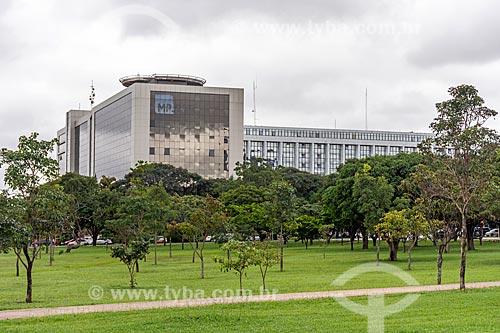 Sede do Ministério Público do Estado de Brasília  - Brasília - Distrito Federal (DF) - Brasil