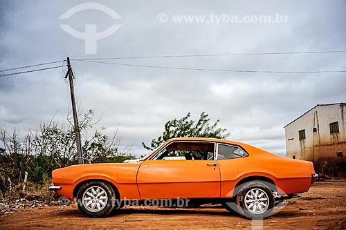 Vista lateral de Ford Maverick  - Jacobina - Bahia (BA) - Brasil