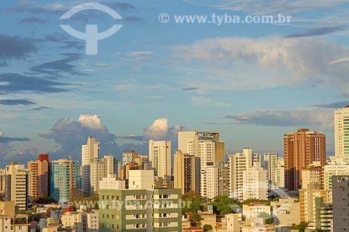Vista geral da cidade de Belo Horizonte  - Belo Horizonte - Minas Gerais (MG) - Brasil