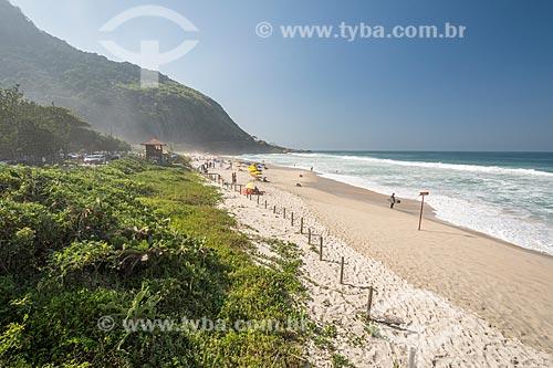Prainha no Parque Natural Municipal da Prainha  - Rio de Janeiro - Rio de Janeiro (RJ) - Brasil
