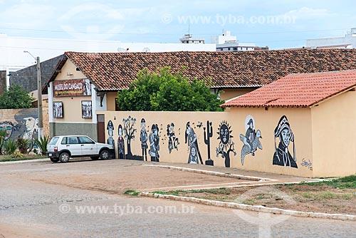 Fachada do Museu do Cangaço  - Serra Talhada - Pernambuco (PE) - Brasil