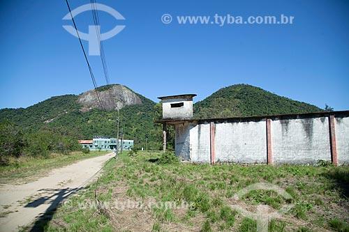 Guarita do antigo Presídio de Ilha Grande - atualmente Ecomuseu Ilha Grande  - Angra dos Reis - Rio de Janeiro (RJ) - Brasil