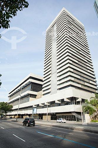 Fachada do Centro de Tratamento de Cartas dos Correios - CTC Cidade Nova  - Rio de Janeiro - Rio de Janeiro (RJ) - Brasil