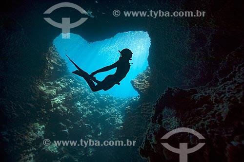 Mergulho na Ilha de Vavau  - Distrito de Vavau - Reino de Tonga