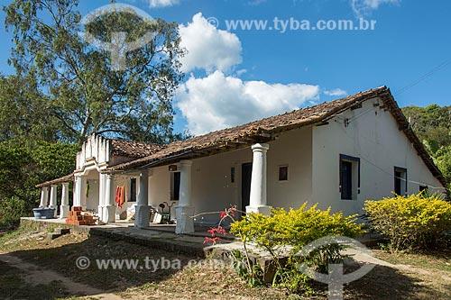 Sede do Sítio Batalha na Área de Proteção Ambiental da Serra de Baturité  - Guaramiranga - Ceará (CE) - Brasil
