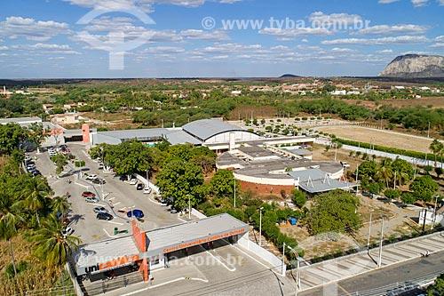 Foto feita com drone do Centro Universitário Católica de Quixadá (Unicatólica)  - Quixadá - Ceará (CE) - Brasil