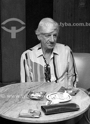 Humorista Costinha - década de 80  - Rio de Janeiro - Rio de Janeiro (RJ) - Brasil