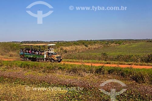 Safari ecológico na Fazenda San Domingos  - Miranda - Mato Grosso do Sul (MS) - Brasil