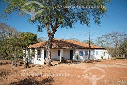 Vista da fazenda Não me Deixes - que pertenceu a Rachel de Queiroz  - Quixadá - Ceará (CE) - Brasil