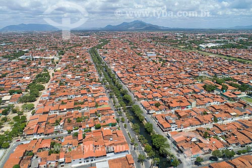 Foto feita com drone do Conjunto Ceará I - Companhia Metropolitana de Habitação do Ceará  - Fortaleza - Ceará (CE) - Brasil