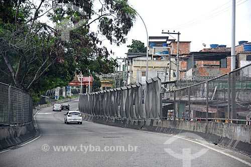 Acesso à Linha Vermelha a partir da Avenida Brasil  - Rio de Janeiro - Rio de Janeiro (RJ) - Brasil