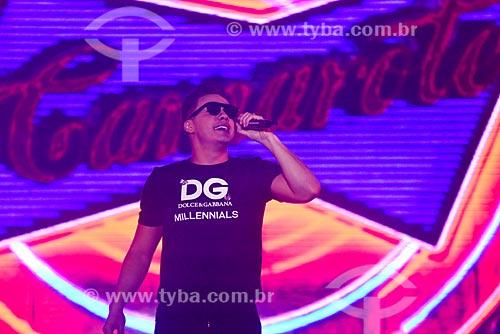 Show de Wesley Safadão no evento Garota VIP  - Rio de Janeiro - Rio de Janeiro (RJ) - Brasil