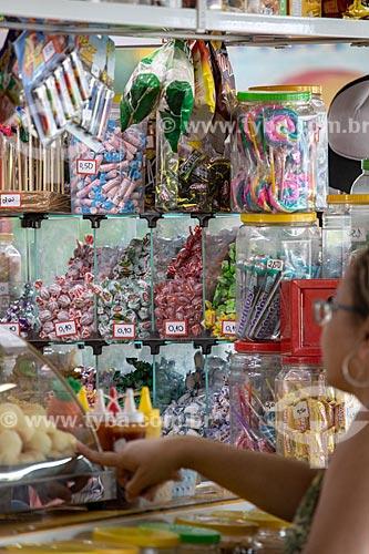 Quiosque de lanches e doces no Rodoviária do Povo de Maricá - antigo Terminal Rodoviário Jacinto Luis Caetano  - Maricá - Rio de Janeiro (RJ) - Brasil