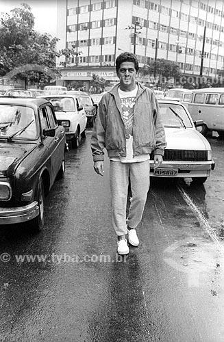 Stepan Nercessian - década de 80  - Rio de Janeiro - Rio de Janeiro (RJ) - Brasil