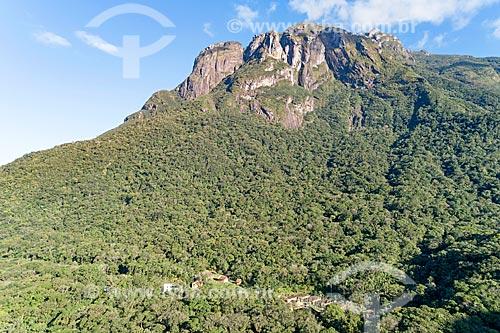 Conjunto Marumbi no Parque Estadual Pico do Marumbi  - Morretes - Paraná (PR) - Brasil