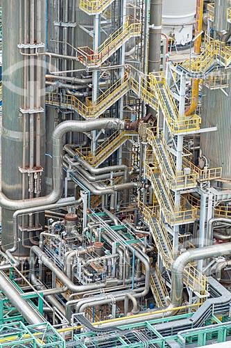 Complexo industrial da Veracel Celulose  - Eunápolis - Bahia (BA) - Brasil