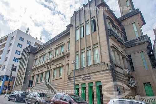 Fachada da Associação Comercial de Penedo  - Penedo - Alagoas (AL) - Brasil