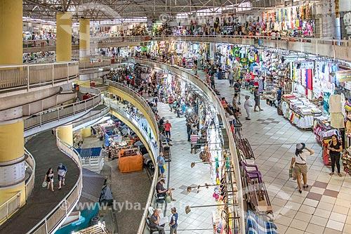 Interior do Mercado Central de Fortaleza (1809)  - Fortaleza - Ceará (CE) - Brasil