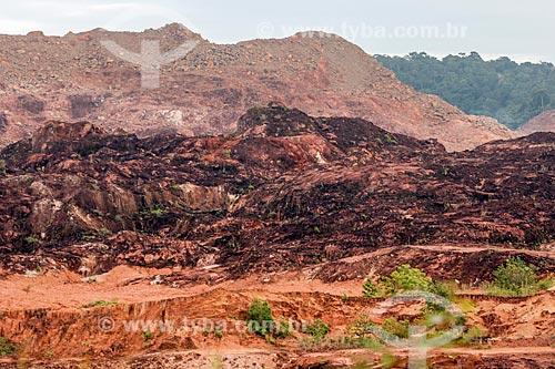 Mina do Pitinga da Mineração Taboca  - Presidente Figueiredo - Amazonas (AM) - Brasil
