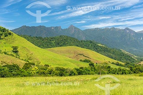 Vista geral da Área de Proteção Ambiental da Serrinha do Alambari  - Resende - Rio de Janeiro (RJ) - Brasil