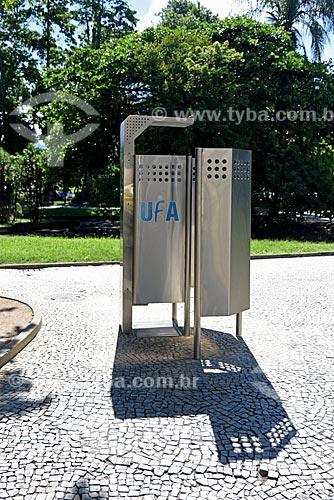 Unidade de Fornecimento de Alívio (UFA!) próximo ao Aeroporto Santos Dumont  - Rio de Janeiro - Rio de Janeiro (RJ) - Brasil