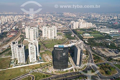 Foto feita com drone do Conjunto Residencial e Comercial Jardins de Perdizes  - São Paulo - São Paulo (SP) - Brasil