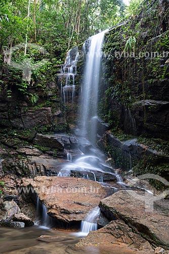 Cachoeira das Almas no Parque Nacional da Tijuca  - Rio de Janeiro - Rio de Janeiro (RJ) - Brasil