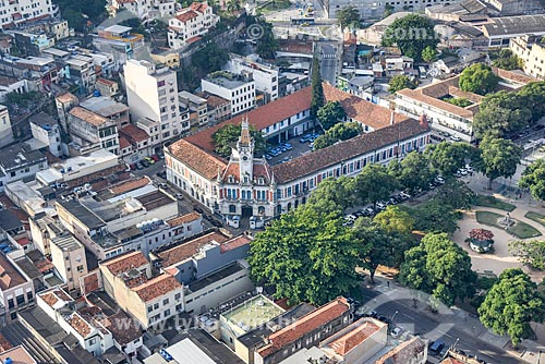Foto aérea do 5º Batalhão da Polícia Militar  - Rio de Janeiro - Rio de Janeiro (RJ) - Brasil