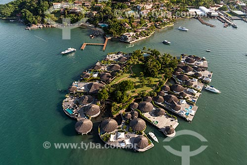 Ilha Capivari no Condomínio do Frade - Hotel Fasano Angra dos Reis  - Angra dos Reis - Rio de Janeiro (RJ) - Brasil