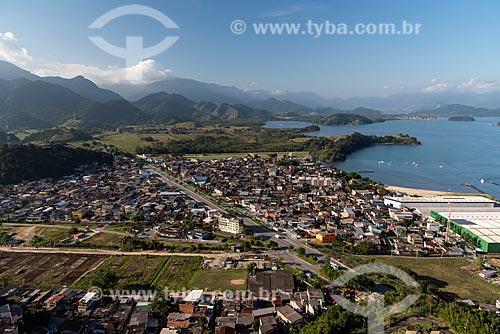 Foto aérea do Condomínio do Frade - Hotel Fasano Angra dos Reis  - Angra dos Reis - Rio de Janeiro (RJ) - Brasil