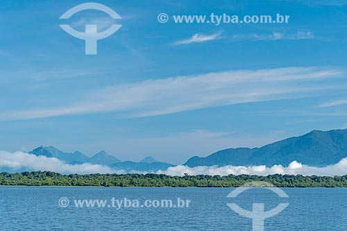 Vista da Baía de Guaraqueçaba  - Guaraqueçaba - Paraná (PR) - Brasil
