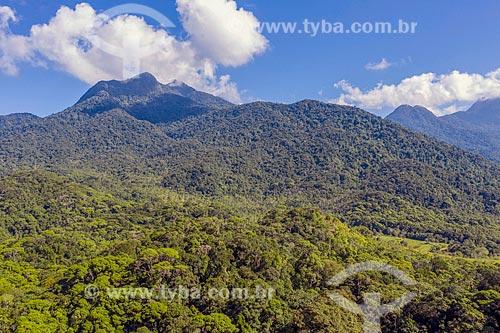 Foto feita com drone da Área de Proteção Ambiental de Cairuçu  - Paraty - Rio de Janeiro (RJ) - Brasil