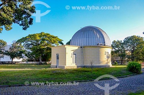 Cúpula no Observatório Nacional  - Rio de Janeiro - Rio de Janeiro (RJ) - Brasil