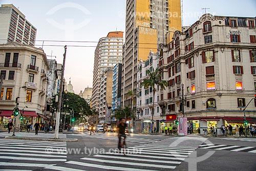 Esquina da Avenida Ipiranga com a Avenida São João  - São Paulo - São Paulo (SP) - Brasil
