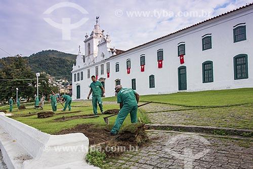 Convento e Igreja de Nossa Senhora do Carmo   - Angra dos Reis - Rio de Janeiro (RJ) - Brasil