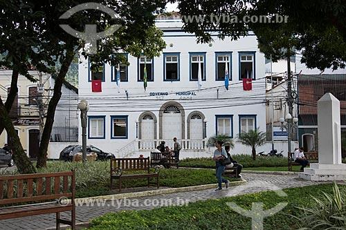 Prefeitura da cidade de Angra dos Reis - Praça Nilo Peçanha  - Angra dos Reis - Rio de Janeiro (RJ) - Brasil