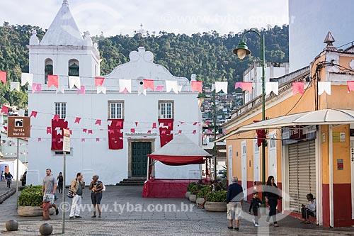 Igreja Matriz de Nossa Senhora da Conceição (1750)  - Angra dos Reis - Rio de Janeiro (RJ) - Brasil
