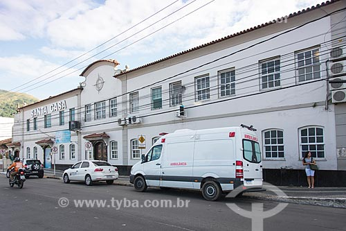 Santa Casa de Misericórdia  - Angra dos Reis - Rio de Janeiro (RJ) - Brasil
