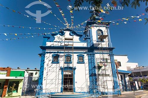Santuário Diocesano de Santo Antônio - Praça Cândido Mota  - Caraguatatuba - São Paulo (SP) - Brasil