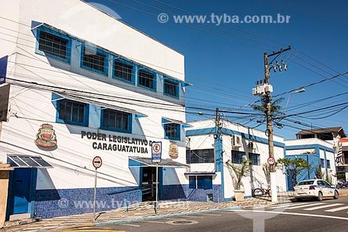 Câmara Municipal e Prefeitura de Caraguatatuba  - Caraguatatuba - São Paulo (SP) - Brasil