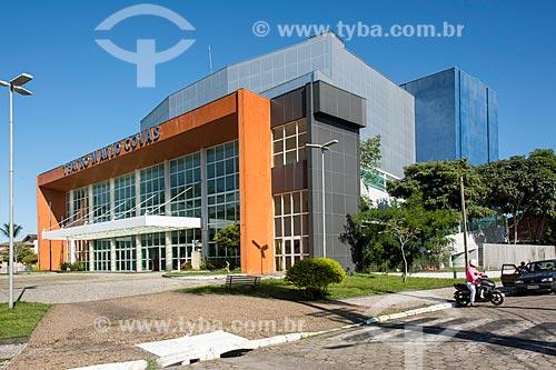 Teatro Mario Covas  - Caraguatatuba - São Paulo (SP) - Brasil