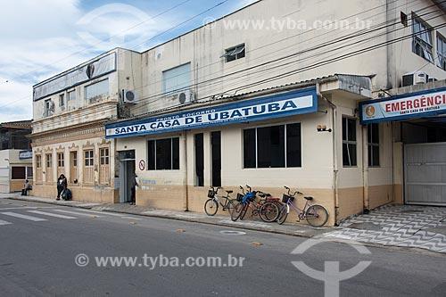 Santa Casa de Ubatuba  - Ubatuba - São Paulo (SP) - Brasil